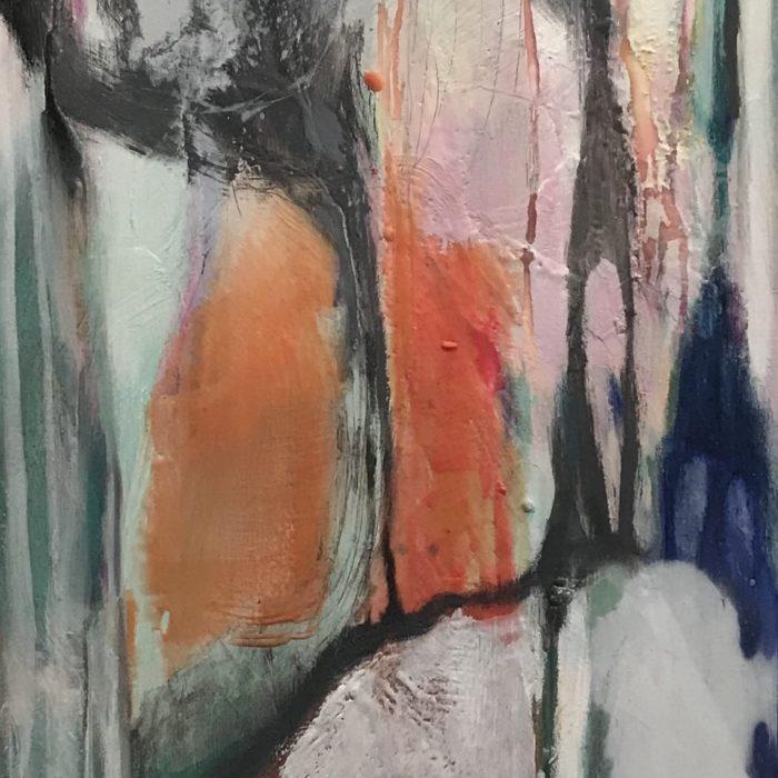 Lifting - 31 x 76 cm, 2019